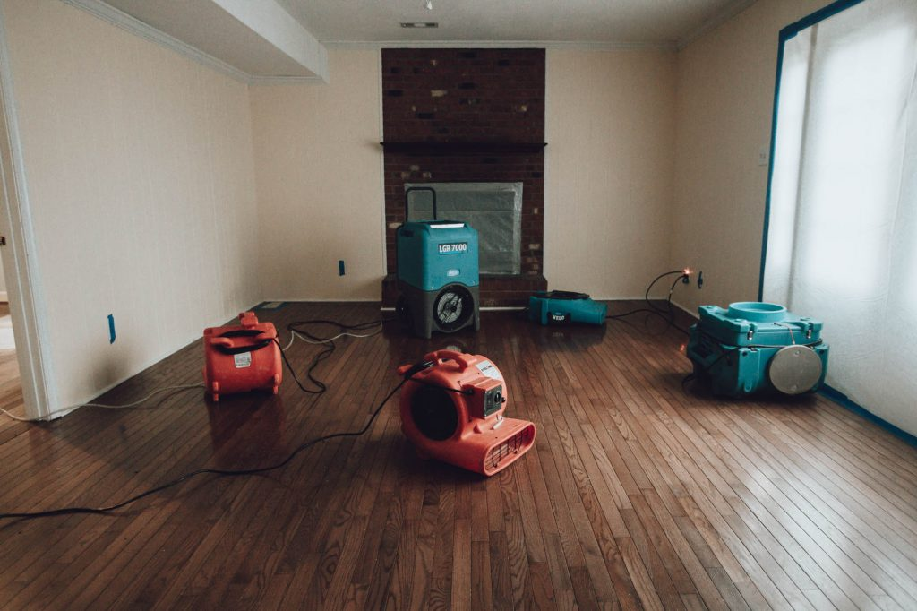Water Damage Restoration in Asheville, North Carolina